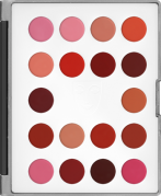 Lip Rouge Mini-Palette 18 Colors