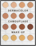 Dermacolor Camouflage Creme Mini-Palette 16 Colors